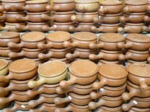Earthenware Pans