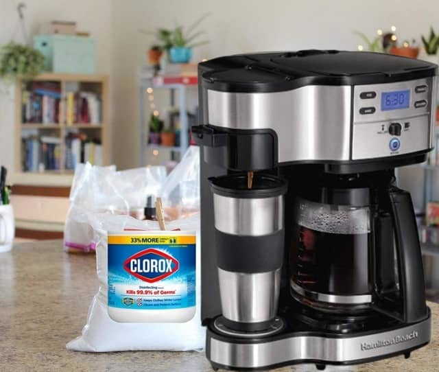 How To Clean A Coffee Maker With Bleach-Expert Explained