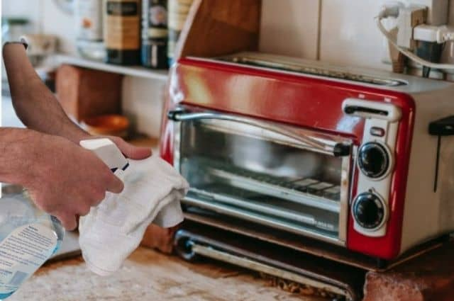 How To Clean A Toaster Oven-7 Difference Step To Clean