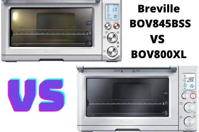 BOV845BSS vs BOV800XL