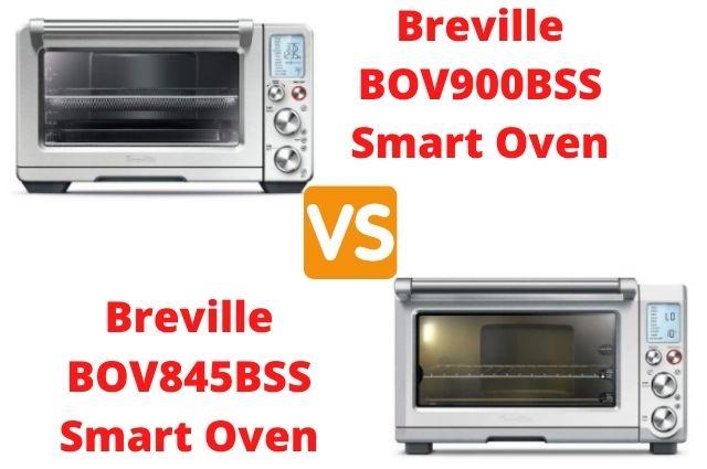 Breville BOV900BSS Vs BOV845BSS Toaster Oven Comparison