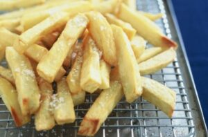 How To fry frozen french fries in air fryer