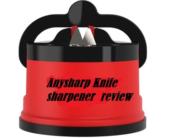 3 Best Anysharp Knife Sharpener Review In 2021